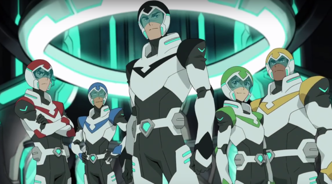 The Trailer for 'Voltron: Legendary Defender' Season 2 is Pretty Great