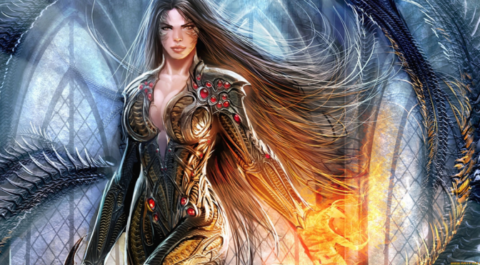 NBC Developing 'Witchblade' TV Series