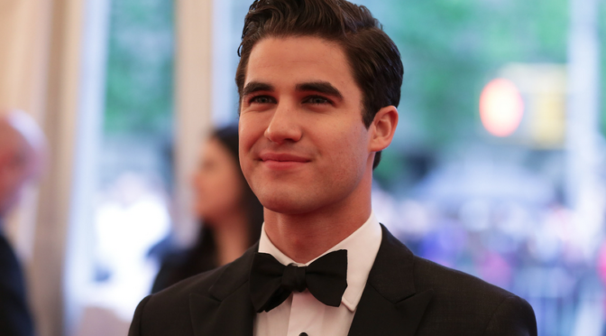 Darren Criss Cast as Music Meister in Supergirl/Flash Musical Crossover
