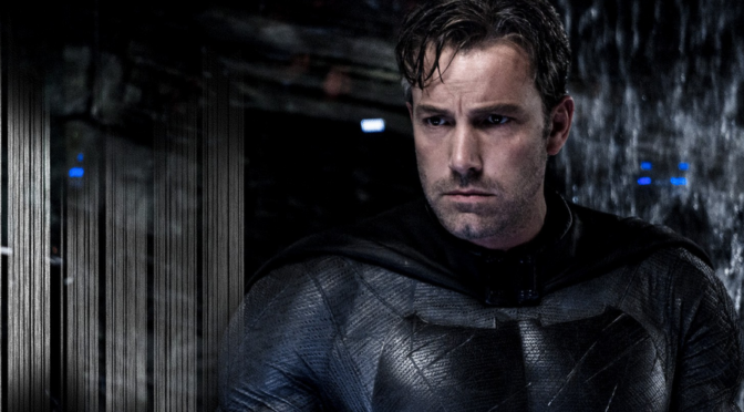 Ben Affleck Has Decided Not to Direct 'The Batman'