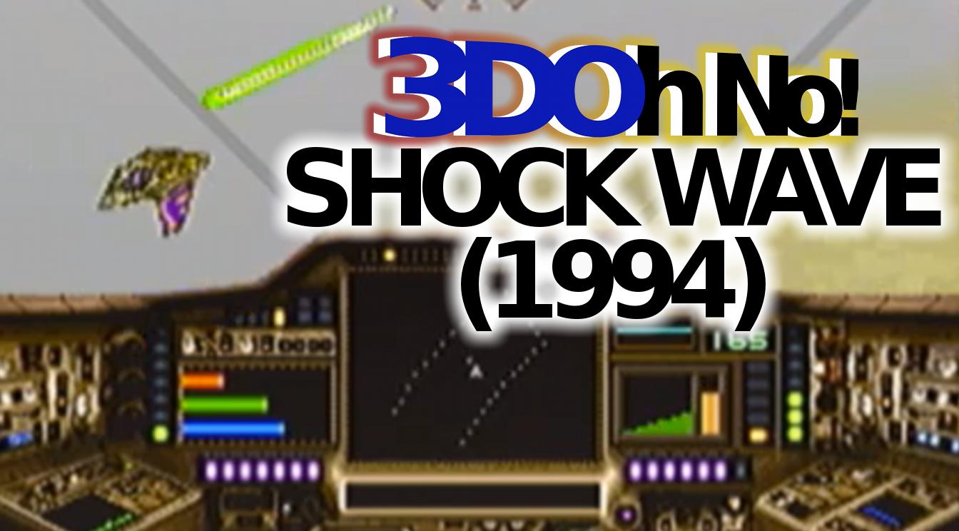 3DOh No!: Shock Wave (jp)(1994)