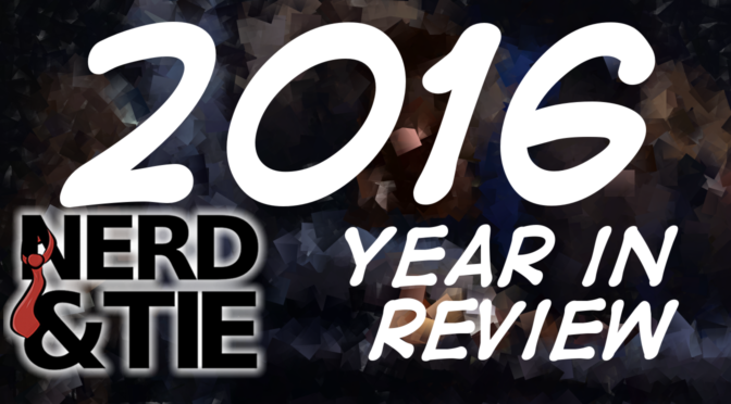 Episode 89 – 2016 in Review