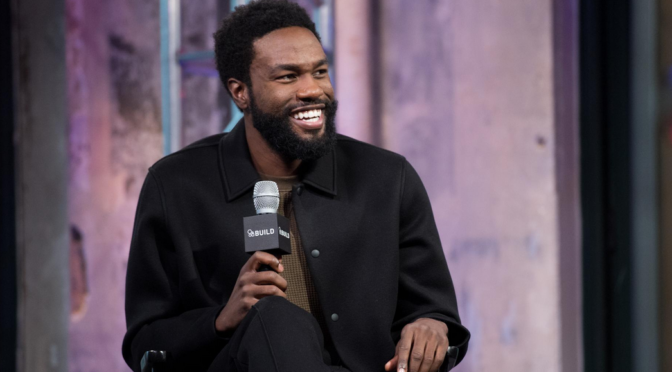 Yahya Abdul-Mateen II May Play Black Manta in 'Aquaman'