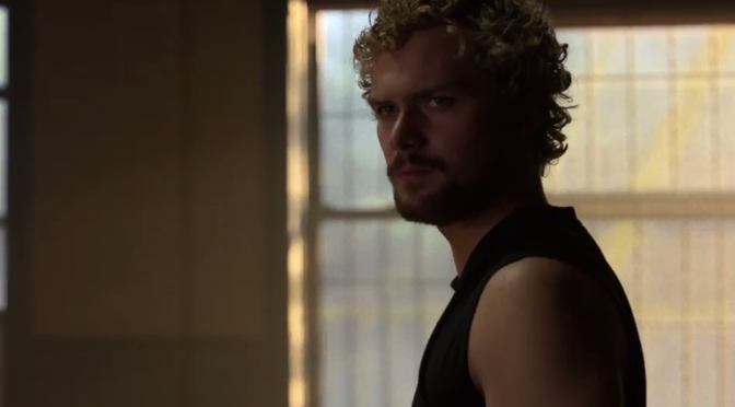 Netflix's 'Iron Fist' Gets a Pretty Awesome Trailer