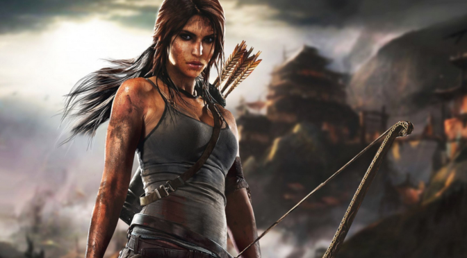 The First Photos of Alicia Vikander as Lara Croft Are Amazingly Game-Accurate