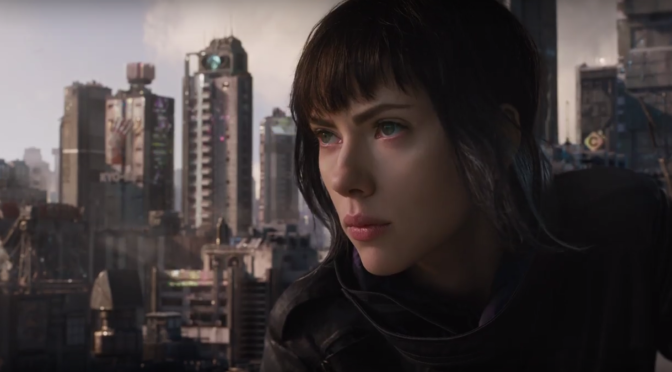 Well, This Sure Is Another 'Ghost in the Shell' Trailer