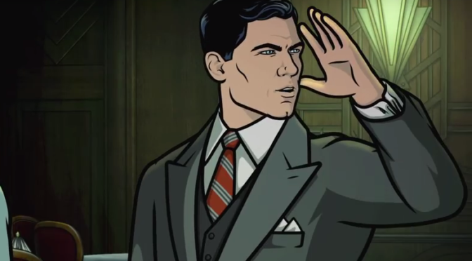 The 'Archer' Season 8 Trailer is Full on Noir