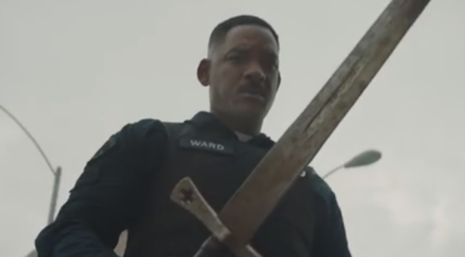 The First Teaser For Netflix's 'Bright' is Here