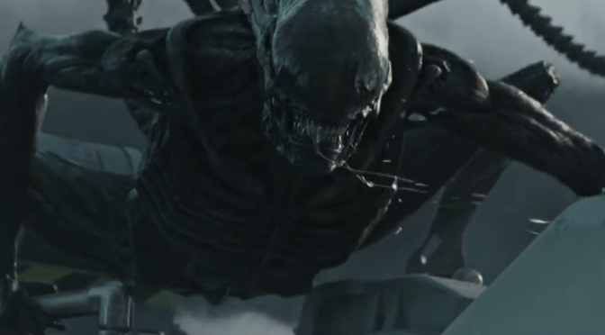 The New 'Alien: Covenant' Trailer Gives Us a Good Look at a Xenomorph