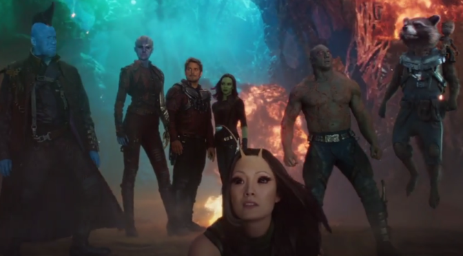 It's All About Family in the New Trailer For Guardians of the Galaxy Vol. 2
