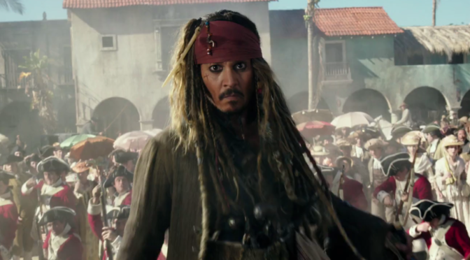 'Pirates of the Caribbean: Dead Men Tell No Tales' Has a New Trailer