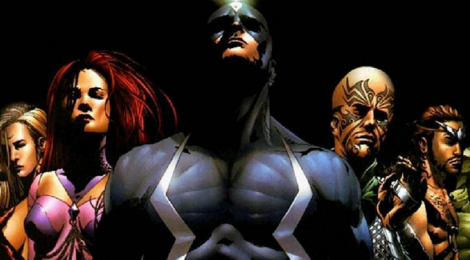 The Cast For Marvel's 'Inhumans' is Coming Together Nicely