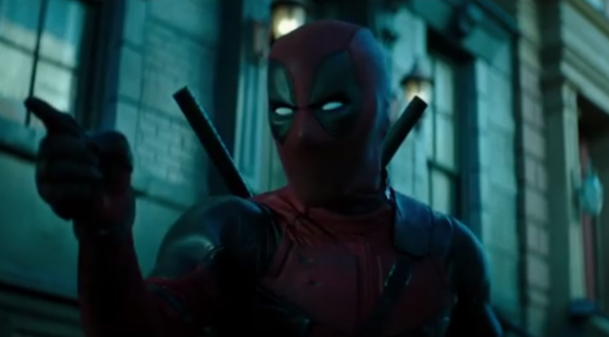 Watch the Deadpool 2 Tease 'No Good Need' (Which Played Before 'Logan')