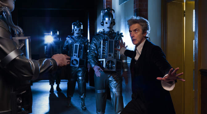 'Doctor Who' Series 10 Is Bringing Back the Original Cybermen — And We Do Mean ORIGINAL