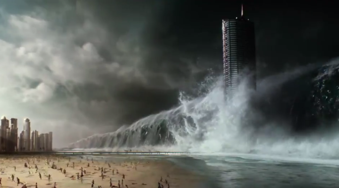 The First Teaser Trailer for 'Geostorm' Sure is Stormy