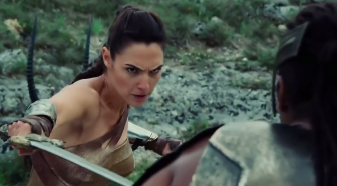 The New 'Wonder Woman' Origin Trailer is Amazing