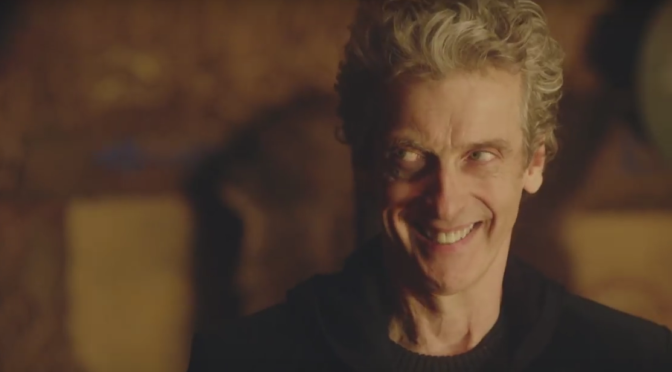 We're Pretty Excited About the 'Doctor Who' Series 10 Trailer