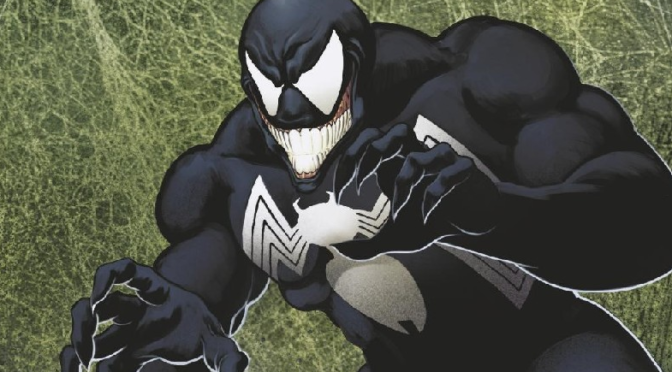 Sony Announces 'Venom' Movie Out of Nowhere