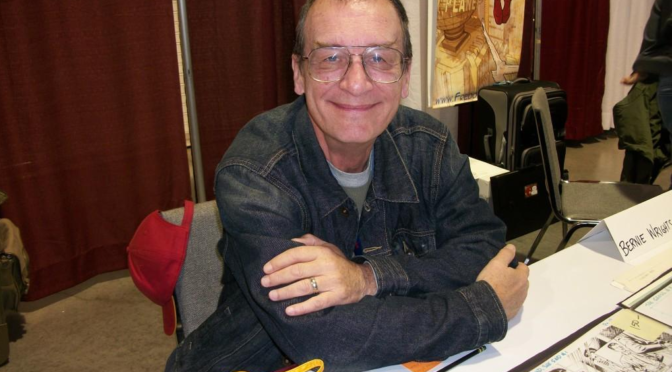 Co-Creator of Swamp Thing Bernie Wrightson Has Died