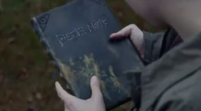 The Live Action American 'Death Note' Is Still Happening, Has a Teaser Trailer