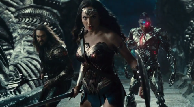 The 'Justice League' Trailer Looks Great, But Will The Movie Be?