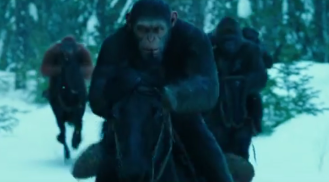 Caesar's Looking for Vengeance in the New 'War for the Planet of the Apes' Trailer