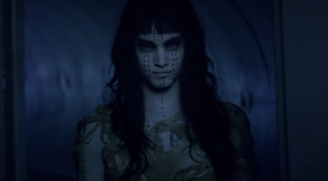 The New Trailer For 'The Mummy' Wants to Paint it Black