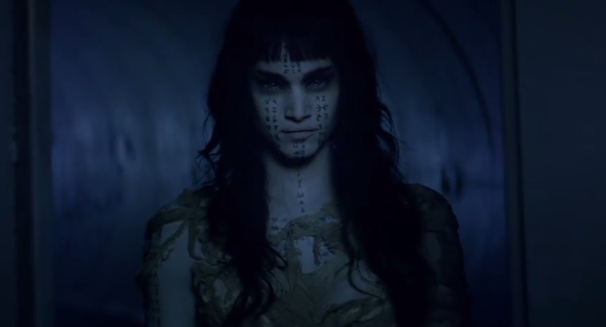 the new trailer for the mummy wants to paint it black nerd tie