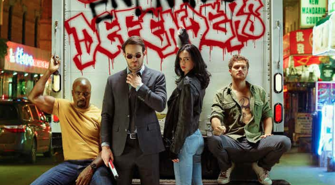 Netflix Gives 'The Defenders' a Release Date