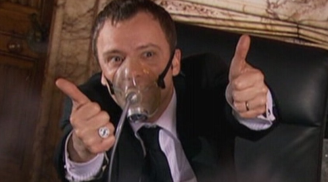 John Simm Will Reprise His Role as The Master in 'Doctor Who' Series 10