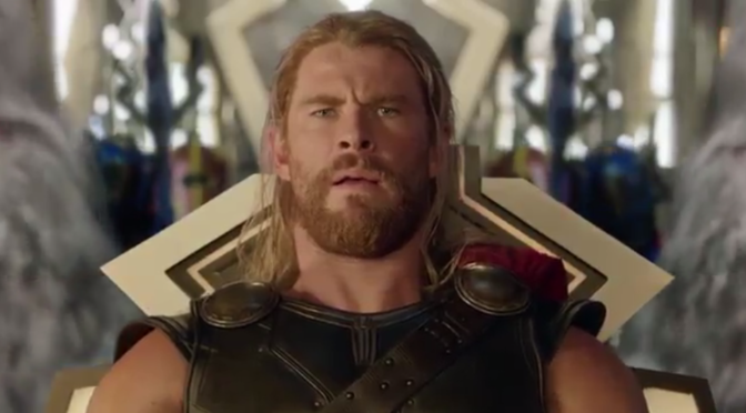 The Teaser Trailer for 'Thor: Ragnarok' Has Us the Most Excited We've Been For a Thor Movie