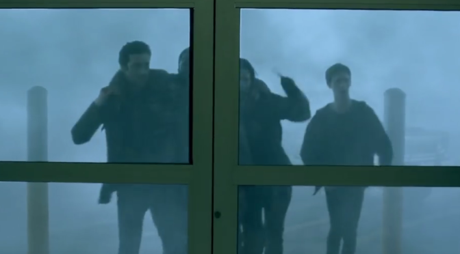 The Trailer For SpikeTV's Adaptation of Stephen King's 'The Mist' is Sufficiently Spooky