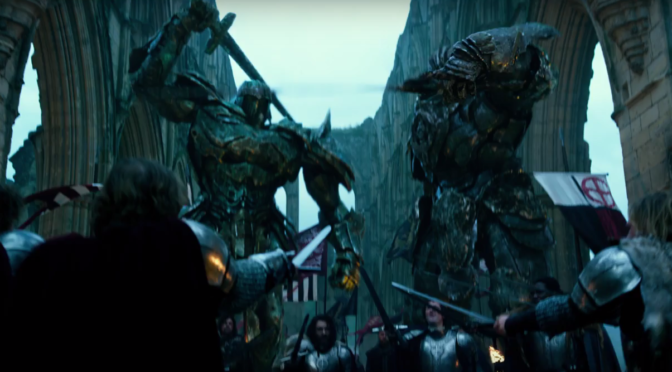 The Newest Trailer For 'Transformers: The Last Knight' Is Sure Trying to Get an Emotional Reaction