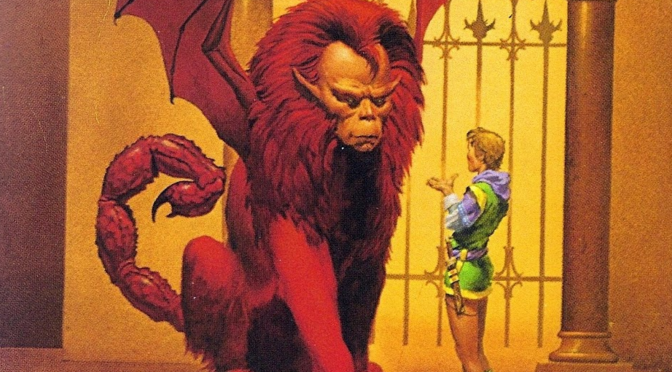 Piers Anthony's 'Xanth' Series Being Developed For Television and Film