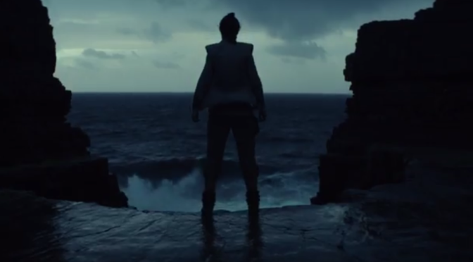 The First Trailer For 'Star Wars: The Last Jedi' Is Here, and It's Spectacular