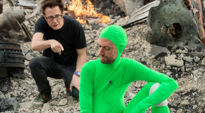 James Gunn Will Write and Direct the Third 'Guardians of the Galaxy' Movie