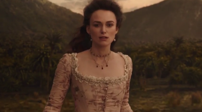 So Keira Knightley is Definitely Back in 'Pirates of the Caribbean: Dead Men Tell No Tales'