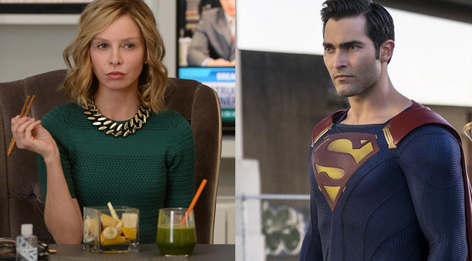 Calista Flockhart and Tyler Hoechlin Will Both Return in Two Part 'Supergirl' Finale