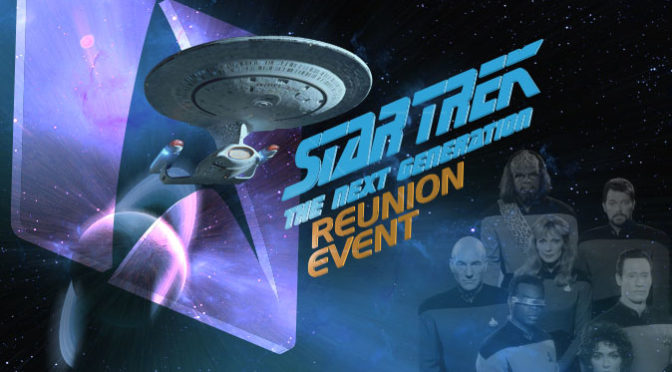 Fans Are Angry That Creation's 'Star Trek: Las Vegas' Will Charge Extra for Next Generation Reunion Panel