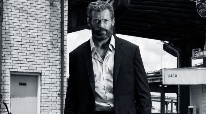 Black and White Version of 'Logan' Coming to Theaters May 16th