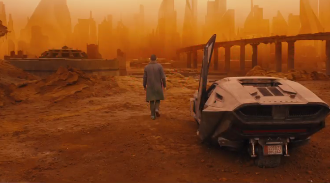 The New Blade Runner 2049 Trailer Let's Us Know, at the Very Least, the Movie Will Be Pretty