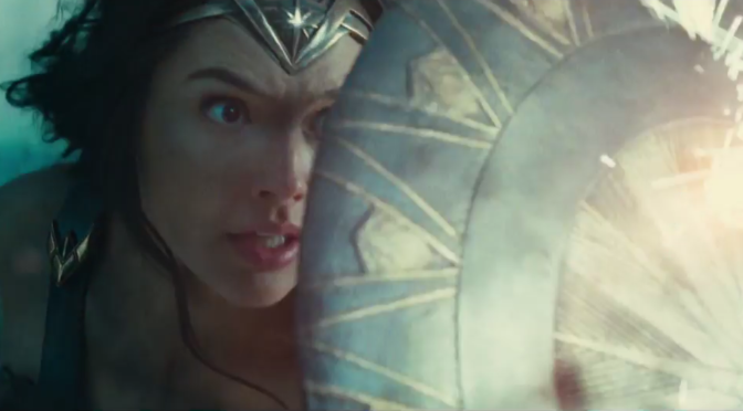 The Final 'Wonder Woman' Trailer is Just Plain Epic