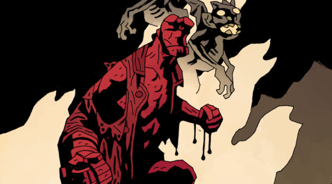 R Rated 'Hellboy' Reboot on the Way, Ron Perlman and Guillermo del Toro Not Involved