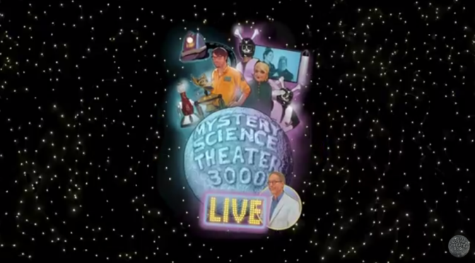 Mystery Science Theater 3000 to Embark on a 29 City Live Tour!