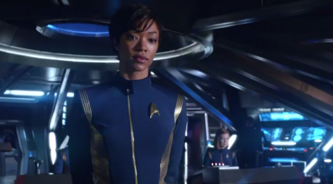 The First Trailer for 'Star Trek: Discovery' Looks Amazing