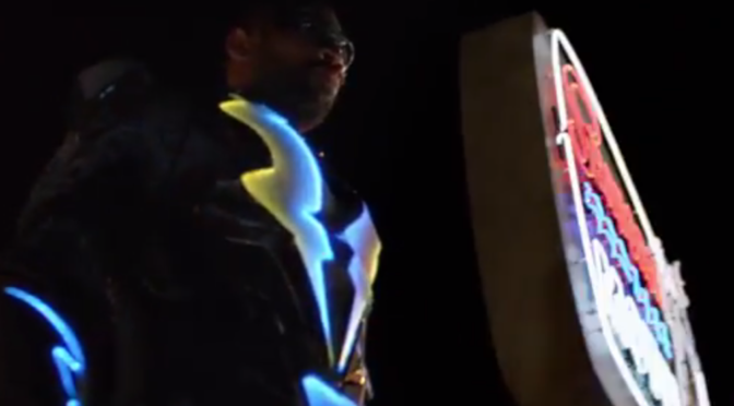 The CW Gives Us Our First Look at 'Black Lightning'