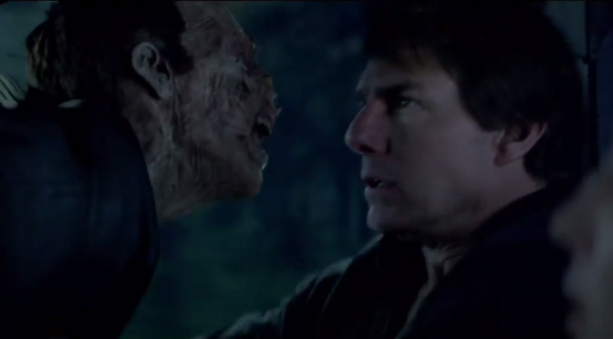 Tom Cruise is Cursed in the Latest Trailer for 'The Mummy'