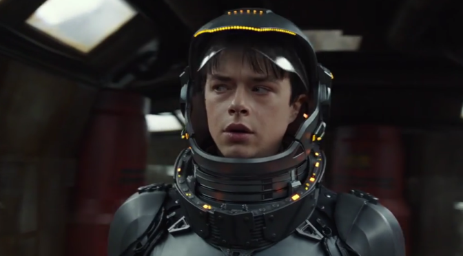 The New Trailer For 'Valerian and the City of a Thousand Planets' is Here, and it is Glorious