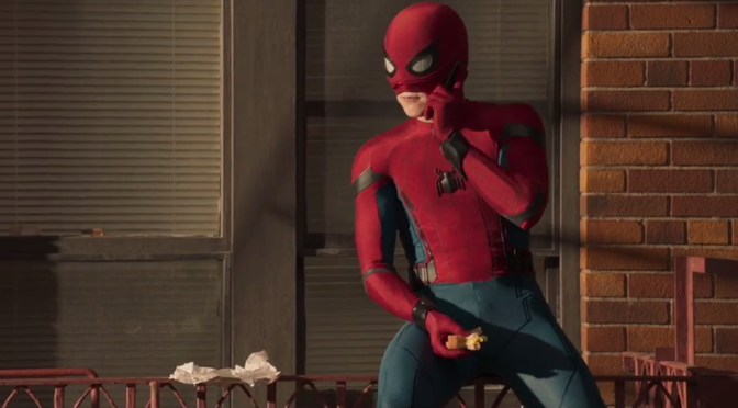 Peter Parker Wants the Training Wheels Off in the Final 'Spider-Man: Homecoming' Trailer