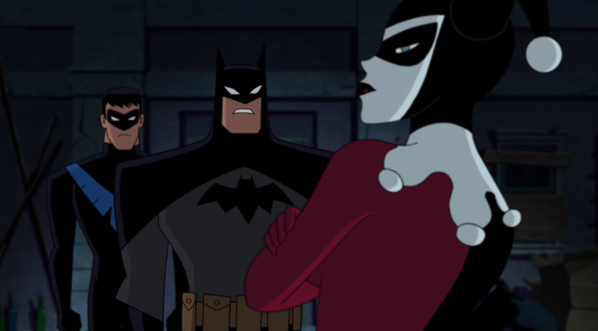 The 'Batman and Harley Quinn' Trailer is Like a Flash Back to the 1990s